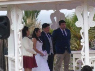 El matrimonio de Francisca y Rodrigo 2