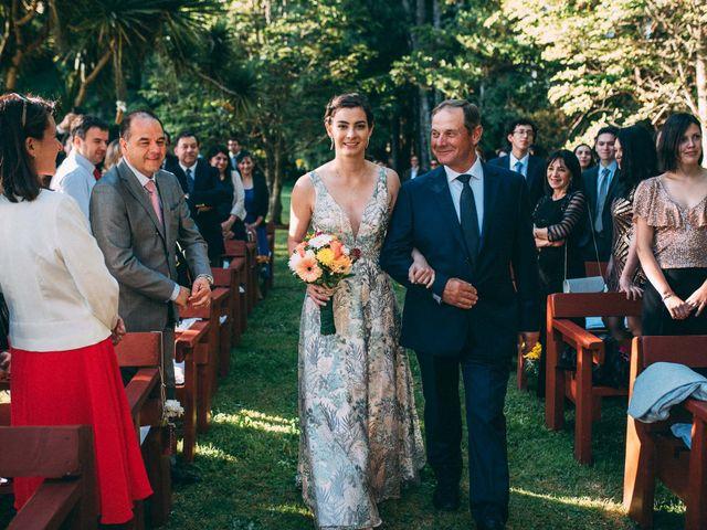 El matrimonio de Felipe y Gaby en Purranque, Osorno 40