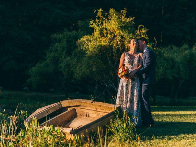 El matrimonio de Felipe y Gaby en Purranque, Osorno 74