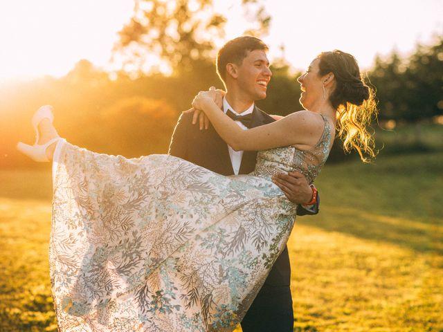 El matrimonio de Felipe y Gaby en Purranque, Osorno 1
