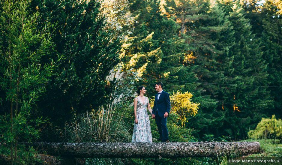 El matrimonio de Felipe y Gaby en Purranque, Osorno