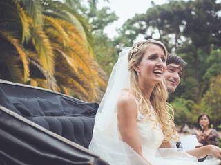 El matrimonio de Ximena y Javier 1