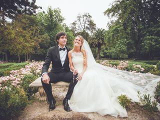El matrimonio de Ximena y Javier