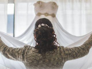 El matrimonio de Valeria y Benjamin 2