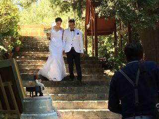 El matrimonio de Valeska y Héctor