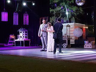 El matrimonio de Catalina y Pablo 3