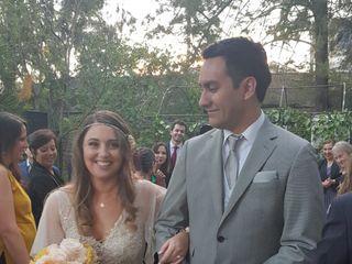 El matrimonio de Catalina y Pablo 2