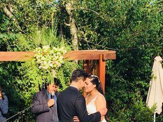 El matrimonio de Romina  y Michael  2
