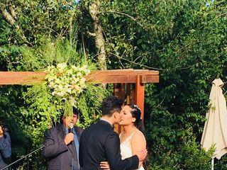 El matrimonio de Romina  y Michael  3