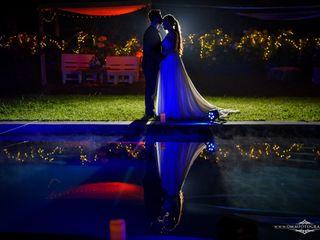El matrimonio de Romina  y Michael  1