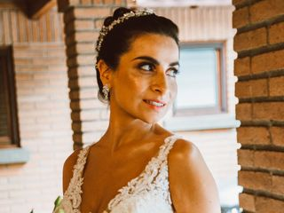 El matrimonio de Vanessa y Álvaro 2