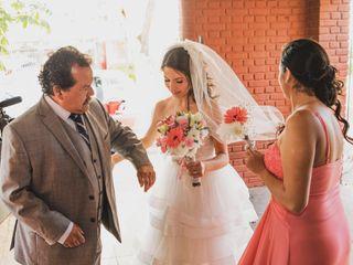 El matrimonio de Javier y Alysa 1