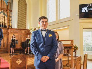 El matrimonio de Javier y Alysa 3