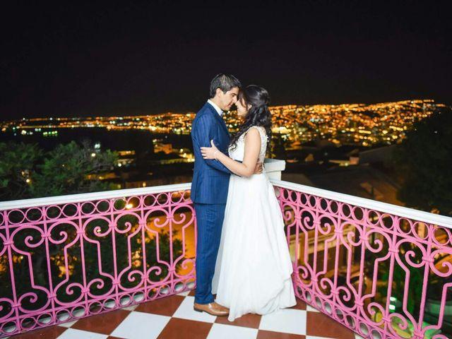 El matrimonio de Maritza y Cristián