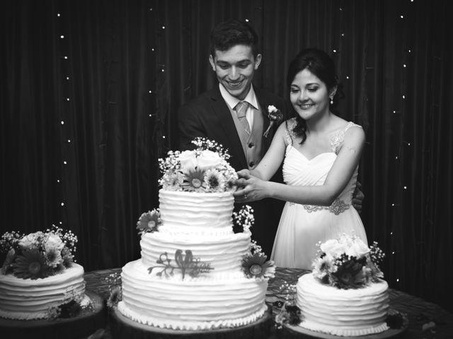 El matrimonio de Valeria y Benjamin