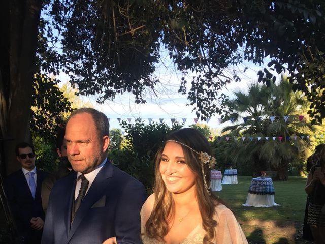 El matrimonio de Pablo y Catalina en El Monte, Talagante 3