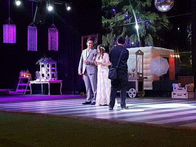 El matrimonio de Pablo y Catalina en El Monte, Talagante 1