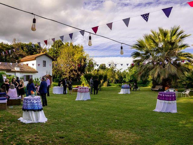 El matrimonio de Pablo y Catalina en El Monte, Talagante 16