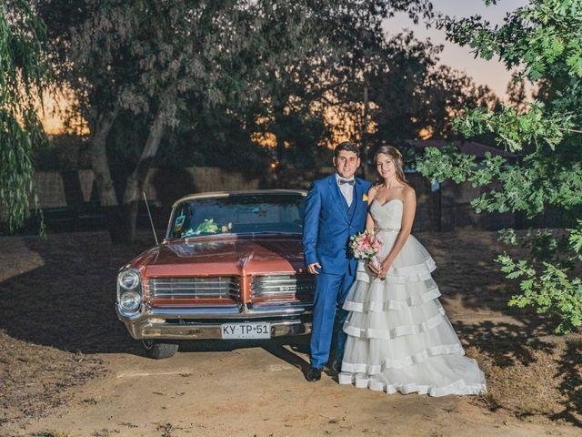 El matrimonio de Javier y Alysa