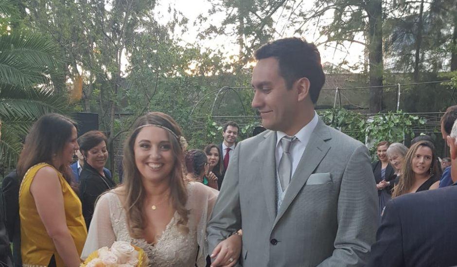 El matrimonio de Pablo y Catalina en El Monte, Talagante