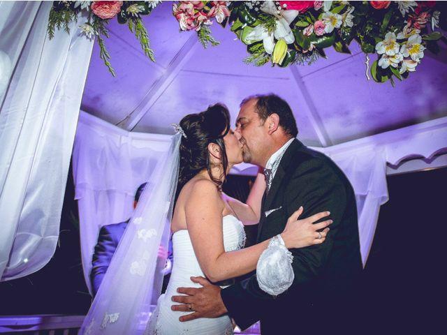 El matrimonio de Viviana y Horacio