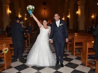 El matrimonio de Maricel y Alejandro