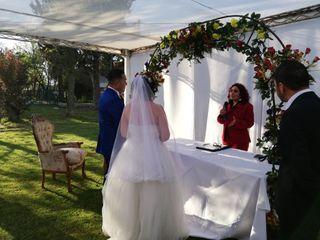 El matrimonio de Alan y Ximena  2