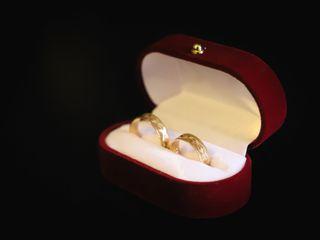 El matrimonio de Edgar y Francesca 1