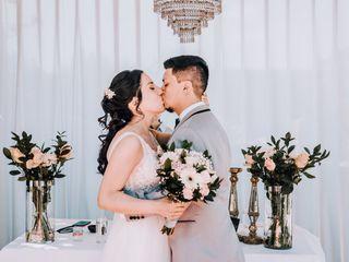El matrimonio de Jenny y Felipe 1