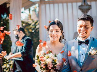 El matrimonio de Jenny y Felipe 2