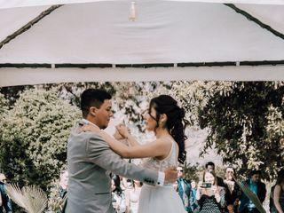 El matrimonio de Jenny y Felipe 3