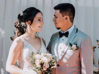 El matrimonio de Jenny y Felipe