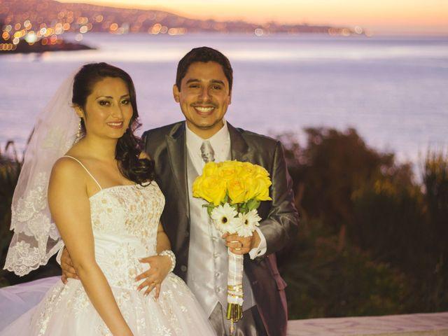 El matrimonio de Jennifer y Cristoffer