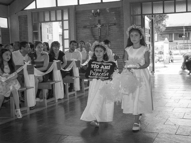El matrimonio de Osvaldo y Sandra en Curicó, Curicó 16