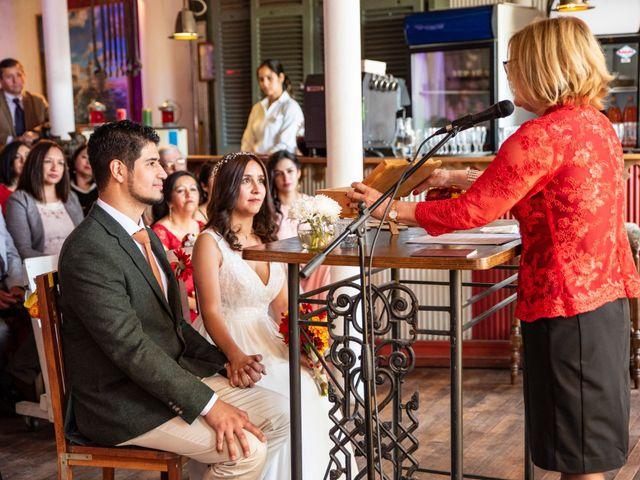 El matrimonio de Daniel y Naomi en Valparaíso, Valparaíso 23