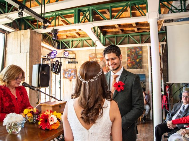 El matrimonio de Daniel y Naomi en Valparaíso, Valparaíso 24