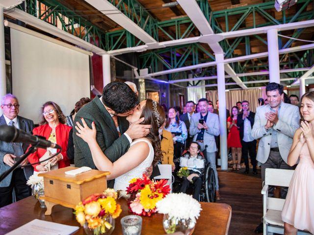El matrimonio de Daniel y Naomi en Valparaíso, Valparaíso 26