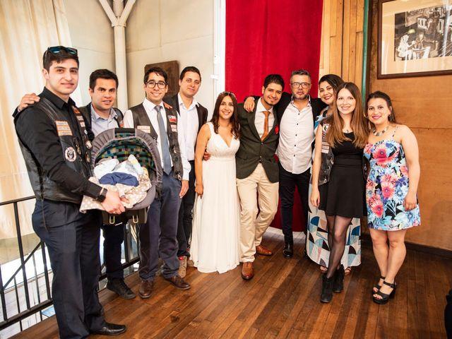 El matrimonio de Daniel y Naomi en Valparaíso, Valparaíso 30