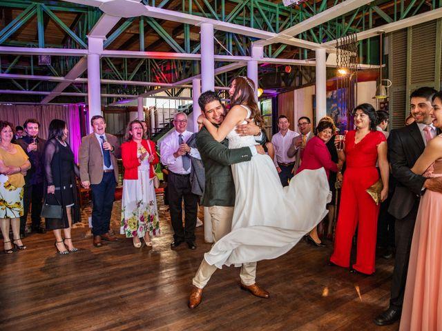 El matrimonio de Daniel y Naomi en Valparaíso, Valparaíso 37