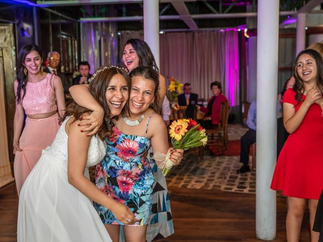 El matrimonio de Daniel y Naomi en Valparaíso, Valparaíso 40