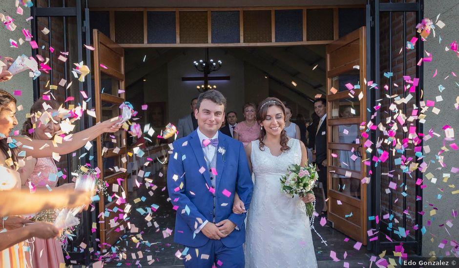 El matrimonio de Osvaldo y Sandra en Curicó, Curicó