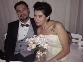El matrimonio de Constanza  y Andres