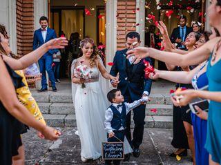 El matrimonio de Bárbara y Carlos
