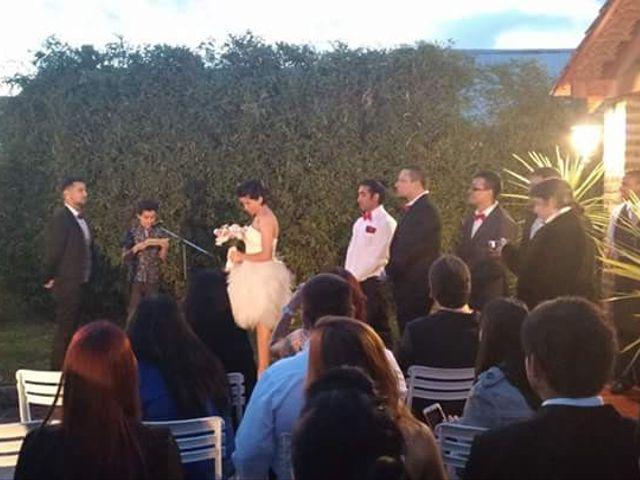 El matrimonio de Andres  y Constanza  en La Florida, Santiago 1