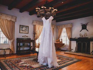 El matrimonio de Vanessa y Gerson 2