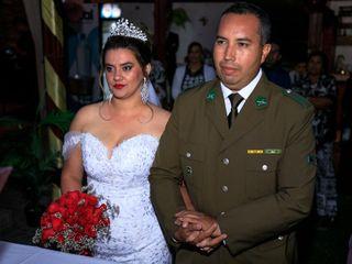 El matrimonio de Emily y Francisco  3