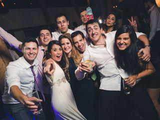 El matrimonio de Daniela y Vicente 3