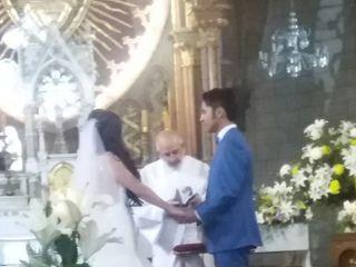 El matrimonio de Gloria y Carlos 1