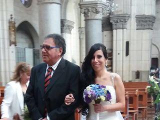 El matrimonio de Gloria y Carlos 2