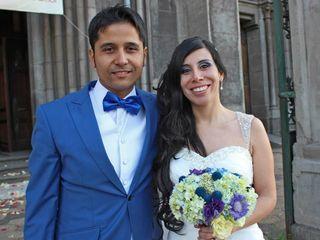 El matrimonio de Gloria y Carlos